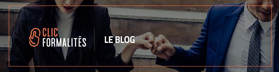Clic Formalités, Le Blog
